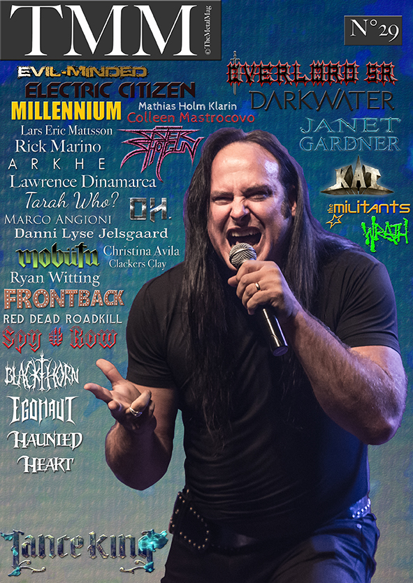 The Metal Mag N°29 May-June 2019