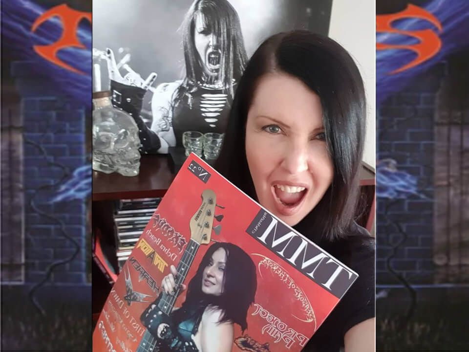 ©The Metal Mag with Genevieve Rodda from Temtris